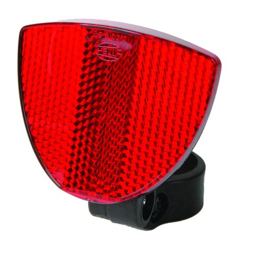 Raleigh GDL205 Rear Seatpost Reflector - Red