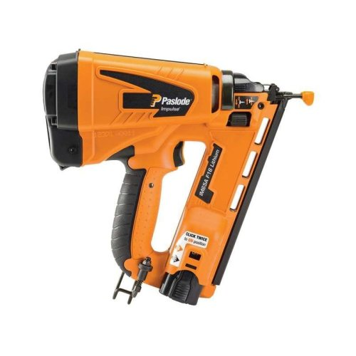 Paslode IM65A F16 Lithium Angled Brad Finish Nailer