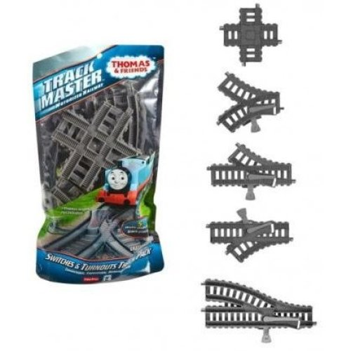 Trackmaster NEW Switches & Turnouts Track Pack