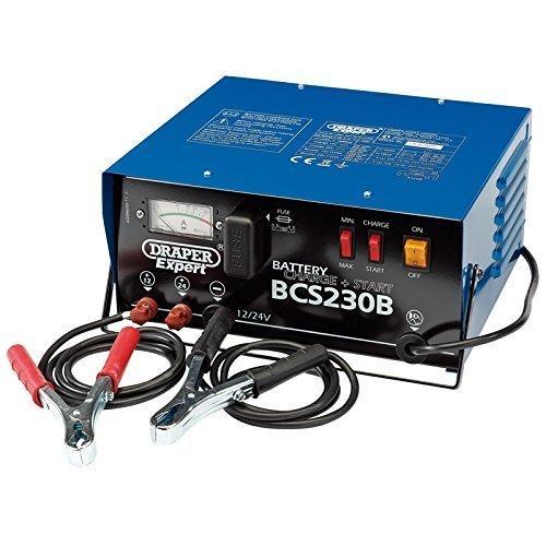 230v Battery Starter/charger - Draper Expert 230a 1224v Starter Charger 24561 -  draper expert 230a battery 1224v starter charger 24561