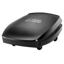 George Foreman 18471 4 Portion Family Grill - Black