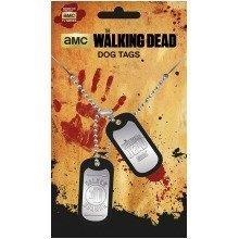 The Walking Dead Walker Hunter Dogtag