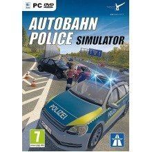 Autobahn Police Simulator Pc Dvd Game