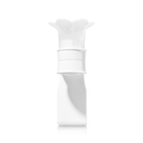 Bath & Body Works Wallflowers Pluggable Home Fragrance Diffuser White Flower Top
