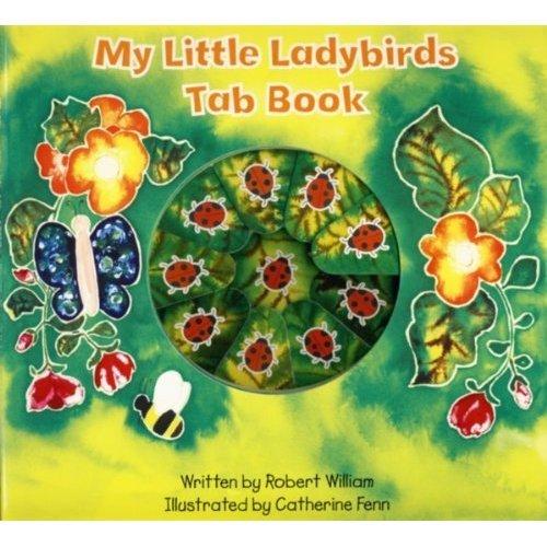 My Little Ladybirds Circle Tab Book