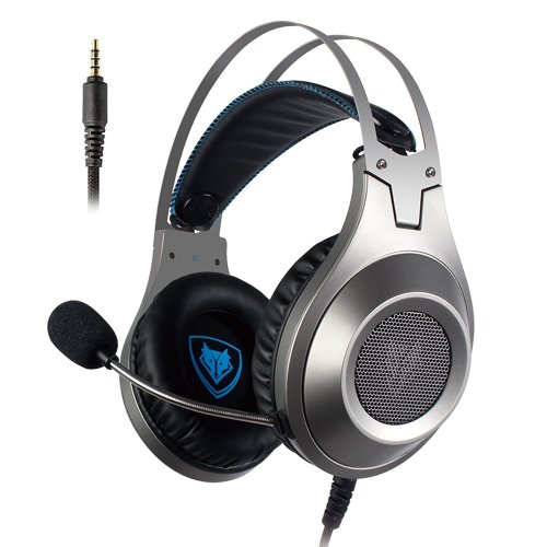 NUBWO N2 Gaming Headsets ,Gamers Headphones with Noise Canceling  Mic