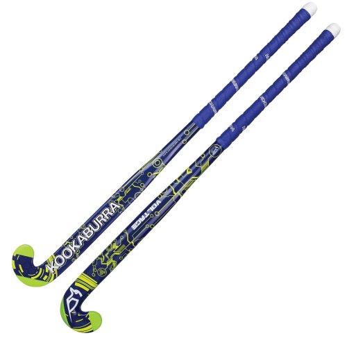 Kookaburra Street Series Voltage Wood Field Hockey Stick Blue