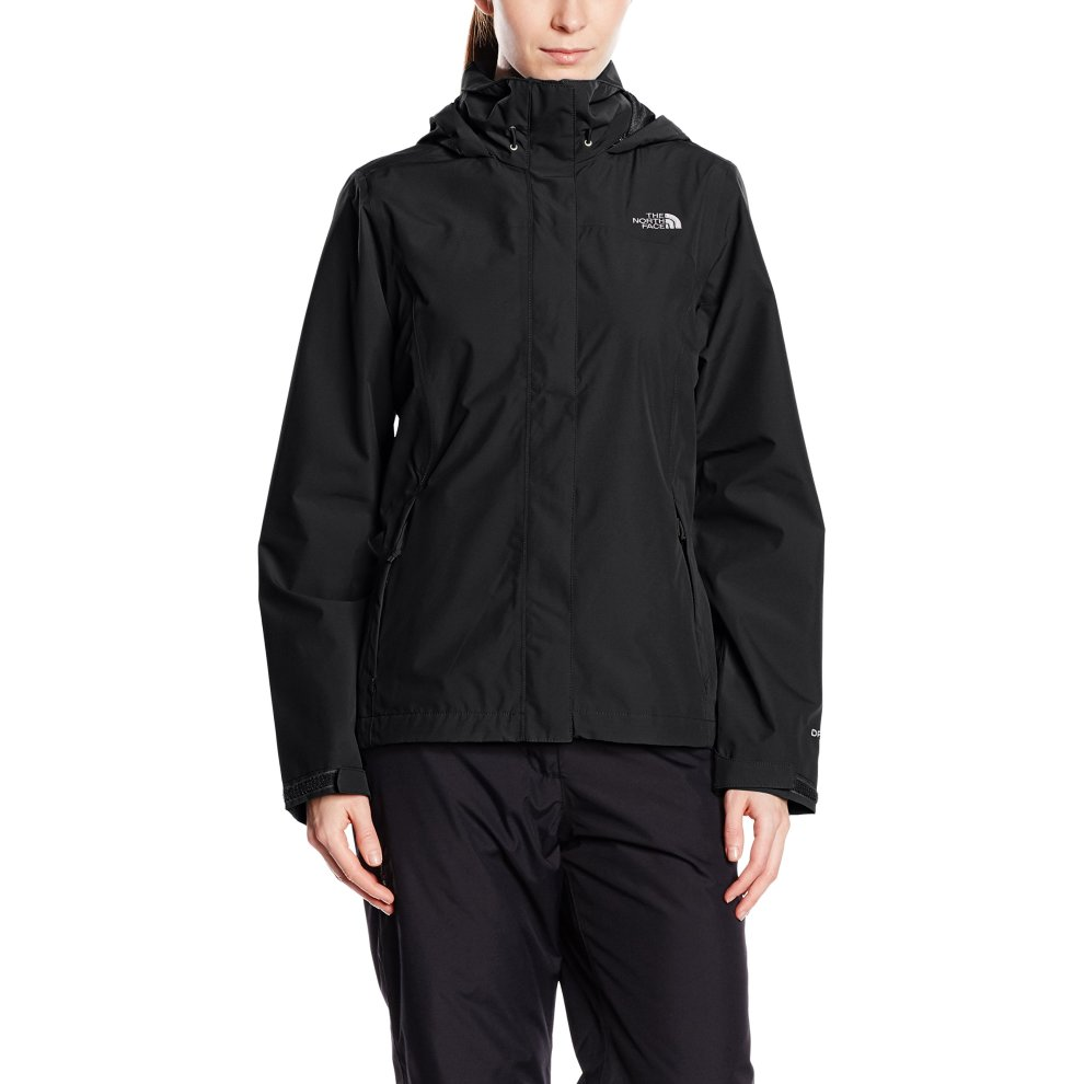 cheap for discount 26c35 584ce The North Face Damen Regenjacke Sangro, tnf black, L, 0887682283002