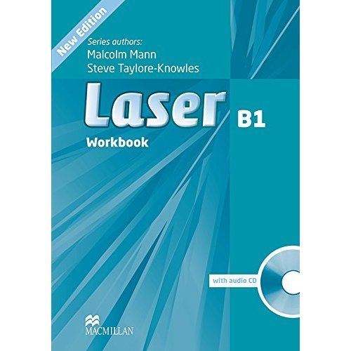 Laser B1 Workbook -key and CD Pack Third Edition (Laser 3rd Edition B1)