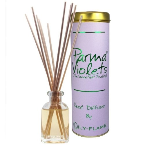 Lily Flame Reed Diffuser - Parma Violets