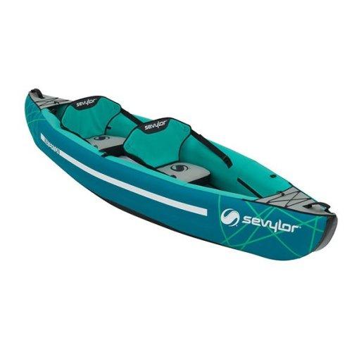 Sevylor Waterton Inflatable Kayak - Blue