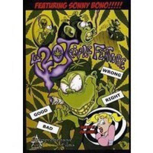 FEATURE FILM - 420 TRIPLE FEATURE - DVD