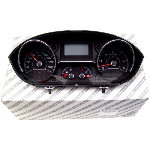 Fiat Ducato Genuine New Instrument Cluster Dash Clocks 1387188080 2014 Onwards