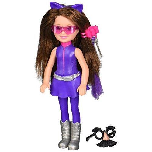Barbie Spy Squad Junior Doll - Blue