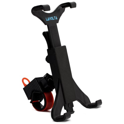 Lavolta Tablet iPad Holder Mount Stand for Treadmill Spinning Bike Trainer Elliptical Exercise Bicycle - Universal Fit for 7-11 Inch Tablets iPad...