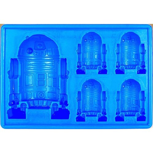 Star Wars R2-D2 Silicone Ice Cube Tray | Flexible R2-D2 Mould