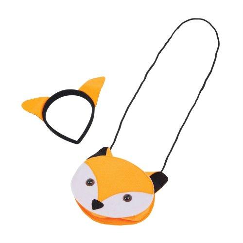 Fox Bag + Ear Set