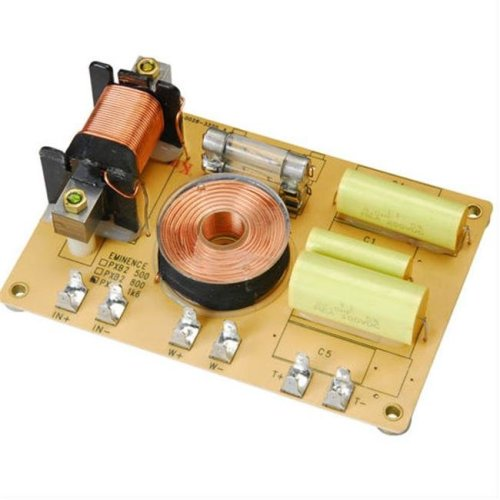 EMINENCE SPEAKER LLC PXB21K6 2-Way Speaker Crossover Board 1 600 Hz