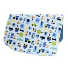 [19*27 Inch] Lovely Waterproof Breathable Baby Urine Pad-Blue Cars
