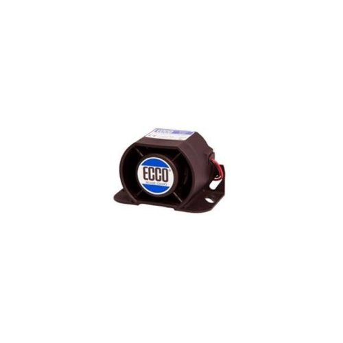 ECCO Electronics E51-630N 13-36V Reverse Mount Back-Up Alarm