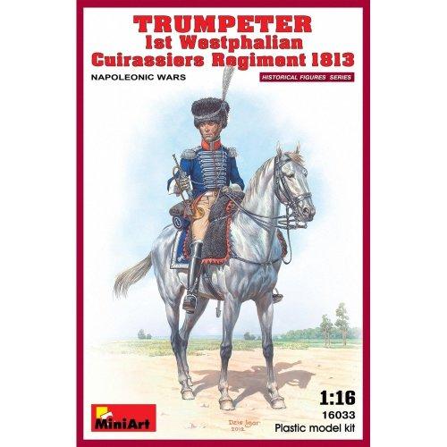 Min16033 - Miniart 1:16 - Trumpeter '1st Westphalian Cuirassiers Regime