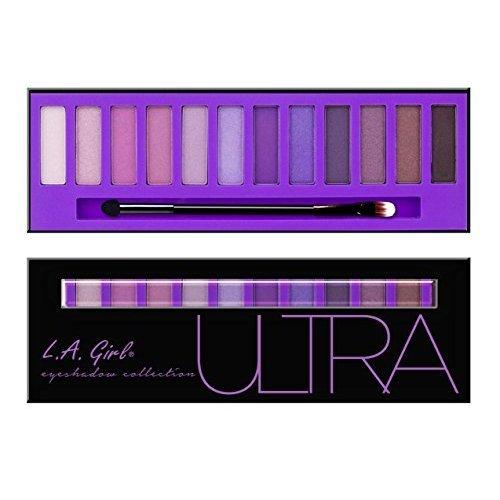L.A. Girl Beauty Brick Eyeshadow, Ultra, 0.42 Ounce