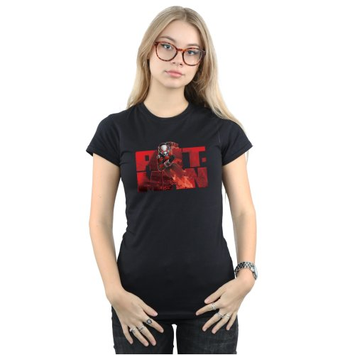 Marvel Women's Ant-Man Running T-Shirt