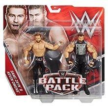 WWE Sami Zayn and Kevin Owens Battlepack Series 44 Mattel Wrestling Figures New