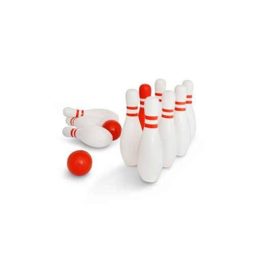 Bowling -  Red and White - BuitenSpeel
