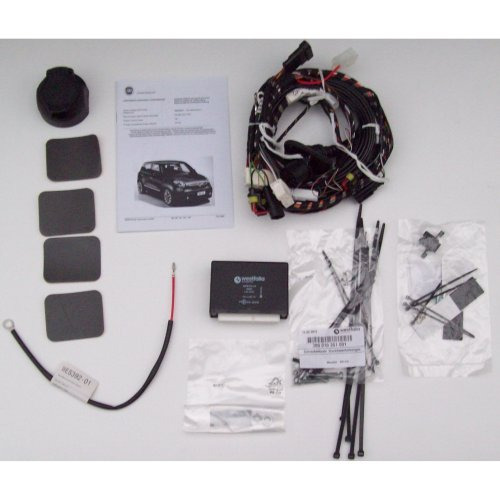 Fiat 500L Genuine New Complete Towing Wiring Kit 50926901