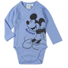 Mickey Mouse Bodysuit - Blue