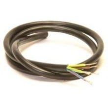 Cable - 100m 7 Core Black Cable 7x 0.65mm? 5amp - Trailer Metre Length 5amp -  cable 7 core trailer black metre length 5amp caravan lights 100m