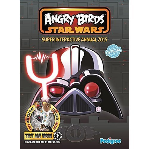Angry Birds Star Wars Super Interactive Annual 2015 (Annuals 2015)