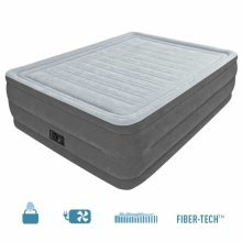 Intex 64418 Inflatable Double Bed 56 cm Height with Automatic Pump