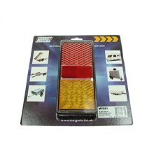 Lamp - LED 10-30v Rear Combi Stop/tail/indicator Dp - 1224v Combination Mp861 -  1224v led rear combination lamp mp861 maypole rectangular