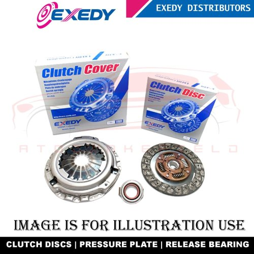 FOR HONDA CIVIC 2.0 FN2 2007-2011 TYPE-R NEW OEM EXEDY 3 PIECE CLUTCH KIT