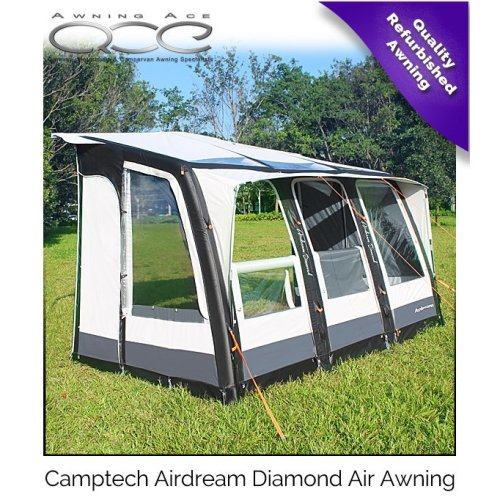 Camptech Airdream Diamond All Season Air Inflatable Heavy Duty Awning