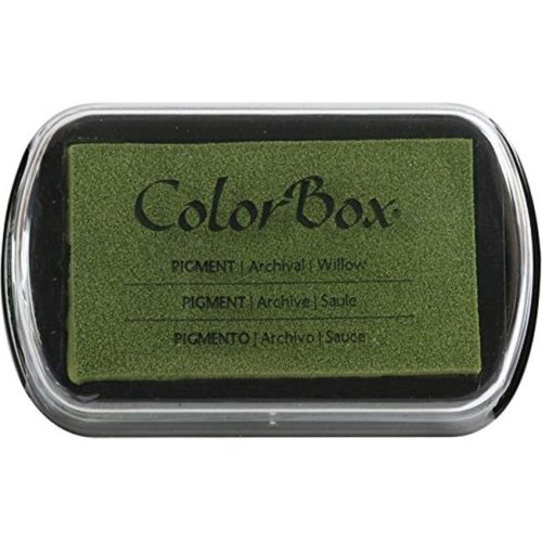 ColorBox CS19098 Full Size Ink Pad, Willow