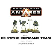 Beyond The Gates Of Antares, Concord C3 Strike Command Team