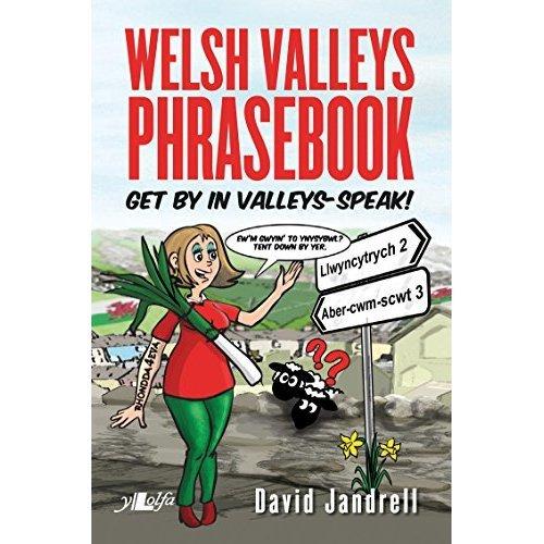 Welsh Valleys Phrasebook - Get by in Valleys-Speak!