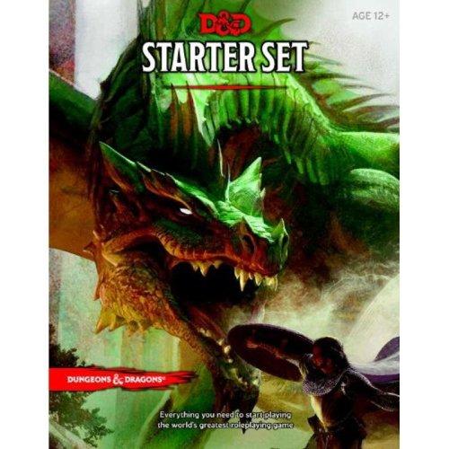 Dungeons + Dragons Starter