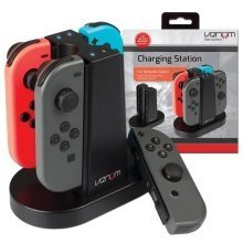 Venom Charging Station Nintendo Switch