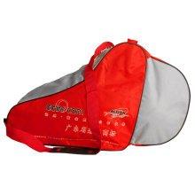 Red Skate Carry Bag Roller Sack Roller Skate Derdy Tote Skate Roller Bag