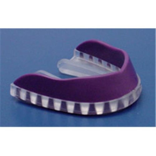 Wilson 1403305 Mouthguard without Strap, Purple