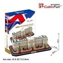 Buckingham Palace 3D Jigsaw Puzzle Scale Model Toy Monument London