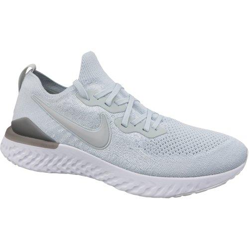 Nike Epic React Flyknit 2 BQ8928-004 Mens White running shoes