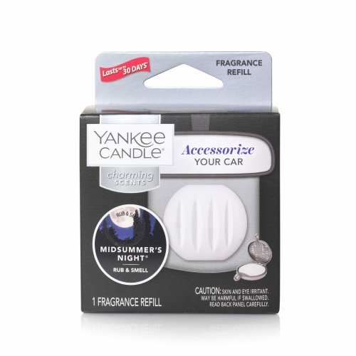 Yankee Candle Midsummers Night Charming Scents Fragrance Refill