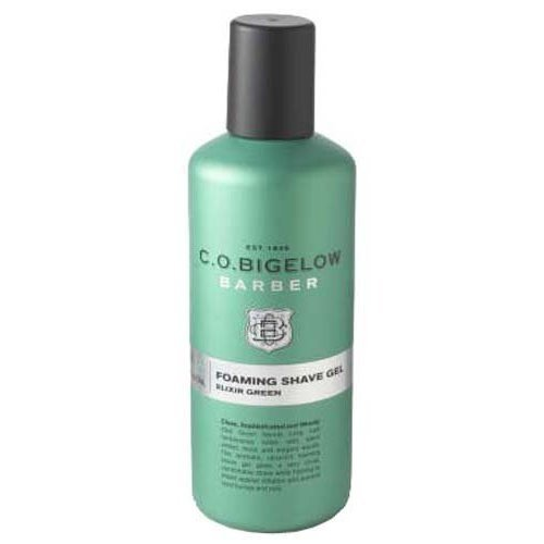 Bath & Body Works C.O. Bigelow Barber No.1203 Elixir Green Foaming Shave Gel 4.2