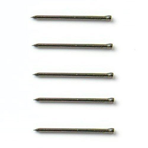 Bulk Hardware BH03712 Steel Panel Pin, 100 g, 25mm (1 inch) Bright Finish