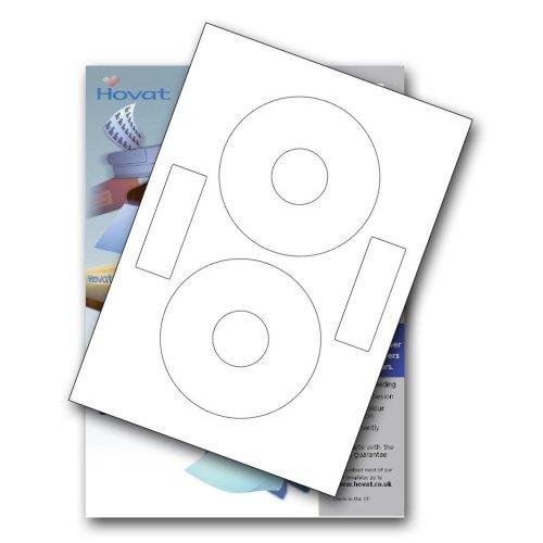 Hovat Matt Inline (Neato Style) CD / DVD Labels
